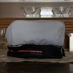 Prada make up bag/toiletry